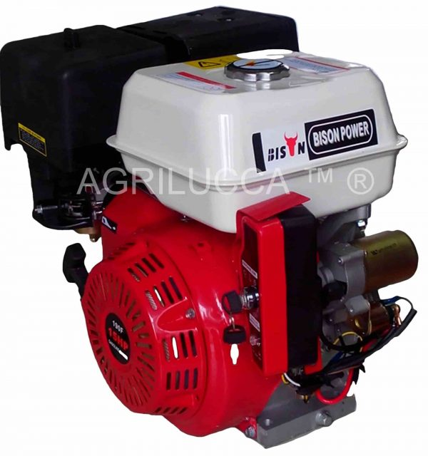 alt=Motore a scoppio 15hp accensione elettrica