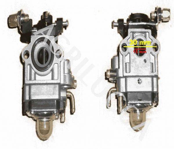 alt=Carburatore per decespugliatore 2 tempi 38cc 62cc