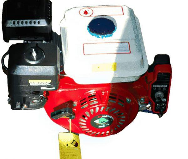 alt=Motore a scoppio 15 HP GN420 acc. elettrica vista davanti