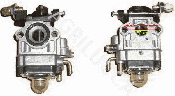 alt=carburatore per decespugliatore 25 cc