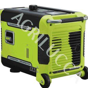 alt=Generatore inverter silenziato