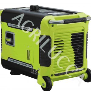 alt=Generatore inverter silenziato BS3000I