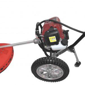 alt=decespugliatore con ruote 4 tempi gzgx35