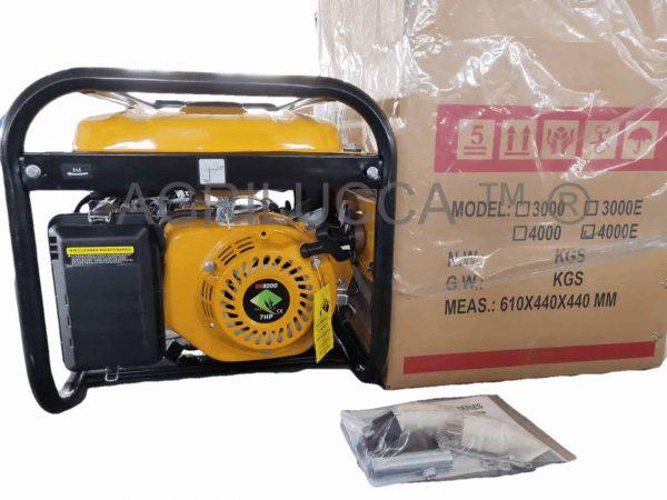 alt=generatore avr 3kw con accensione elettrica