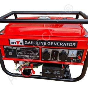 ALT=Generatore di corrente monofase accensione elettrica 3kw BS3000
