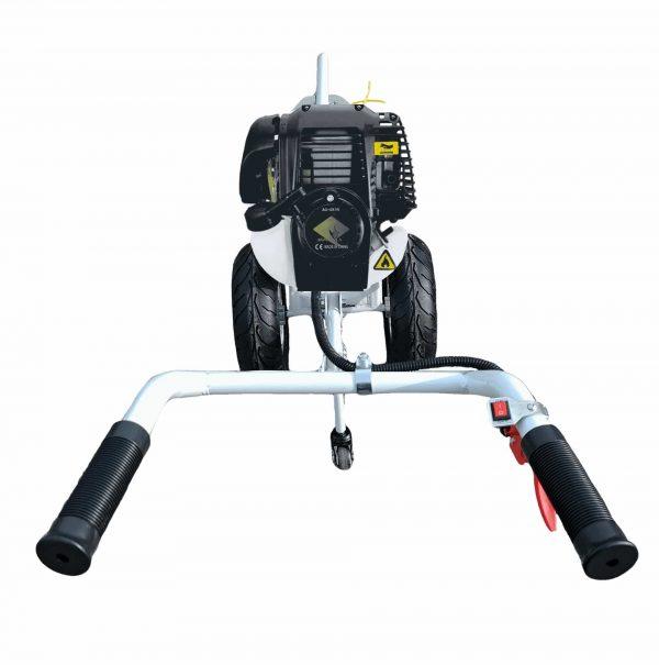 alt=Decespugliatore con ruote 4 tempi AG-GZ35 super versione