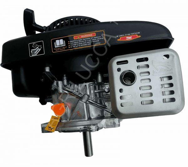 alt=motore a scoppio 6.5 hp albero verticale lato sinistro