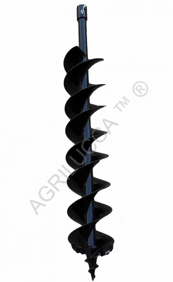 alt=Punta per trivella doppio spessore 200 mm tagliente sostituibile