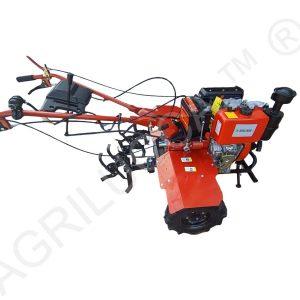 alt=Motozappa 1WG6.3C 10 hp diesel fresa 125 cm acc.elettrica